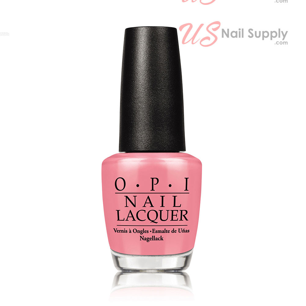 OPI Polish Not So Bora-Bora-ing Pink NLS45 - US Nail Supply LLC