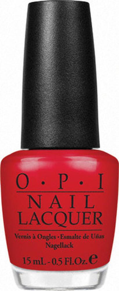 Opi Polish Color So Hot It Berns Nlz13