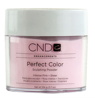 CND Perfect Color Sculpting Powder Intense Pink Sheer 3.7oz
