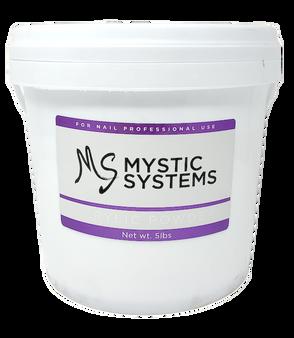 MS Acrylic Powders 5 Lbs - White
