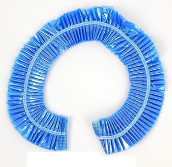 Disposable Pedicure Liner Blue - Case Of 400pcs