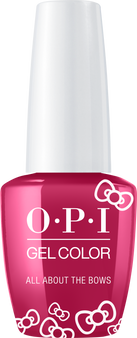OPI Gel Color All About The Bows HPL04