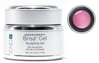 CND Brisa  Gel Pure Pink Sheer 1.5oz
