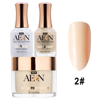 Aeon 3 in 1 - Peach Puff #002