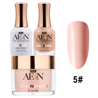 Aeon 3 in 1 - Innocently Pink #005