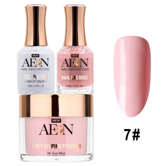 Aeon 3 in 1 - Petal To The Meadow #007