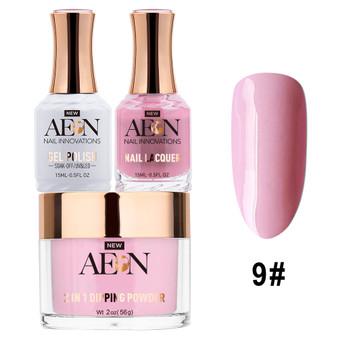Aeon 3 in 1 - Plum Perfect #009