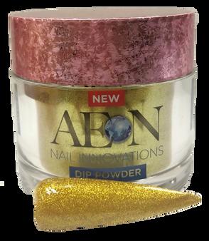 AEON Dip Powder Gold Glitter 2oz
