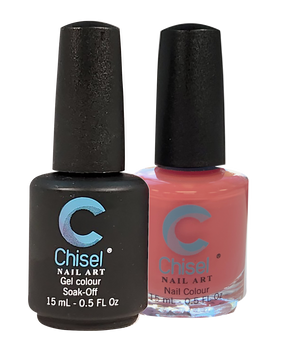 Chisel Matching Gel + Lacquer 0.5oz - Solid 17