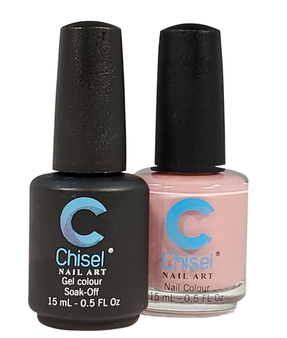 Chisel Matching Gel + Lacquer 0.5oz - Solid 19