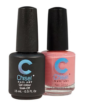 Chisel Matching Gel + Lacquer 0.5oz - Solid 20