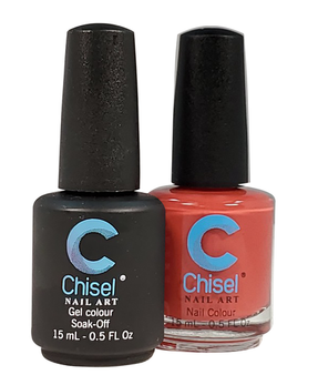Chisel Matching Gel + Lacquer 0.5oz - Solid 22