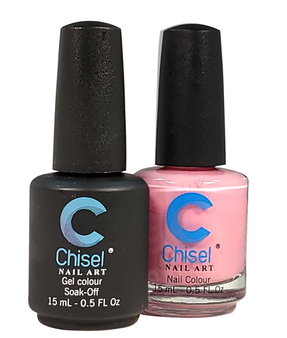 Chisel Matching Gel + Lacquer 0.5oz - Solid 25