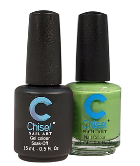 Chisel Matching Gel + Lacquer 0.5oz - Solid 26