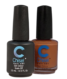 Chisel Matching Gel + Lacquer 0.5oz - Solid 82