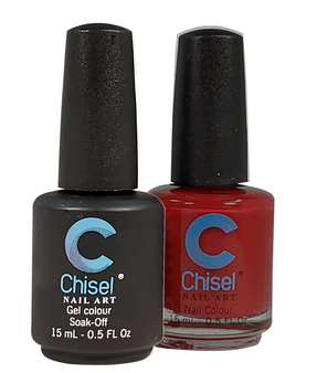 Chisel Matching Gel + Lacquer 0.5oz - Solid 83