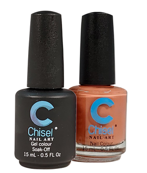 Chisel Matching Gel + Lacquer 0.5oz - Solid 97