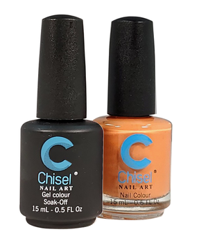 Chisel Matching Gel + Lacquer 0.5oz - Solid 98