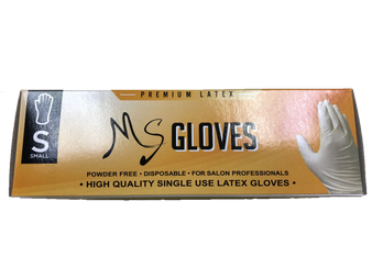 MS Latex Gloves Box