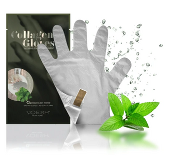 Collagen Gloves with Peppermint (VEGAN)
