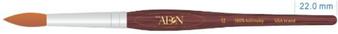 Aeon Kolinsky Acrylic Nail Brush (Round) #12
