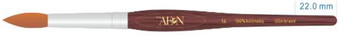 Aeon Kolinsky Acrylic Nail Brush (Round) #14