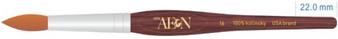 Aeon Kolinsky Acrylic Nail Brush (Round) #16