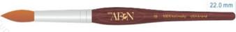 Aeon Kolinsky Acrylic Nail Brush (Round) #18