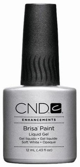 CND Brisa Paint Soft White Opaque 0.43oz