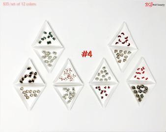 Charm Nail Art Design Set #4
