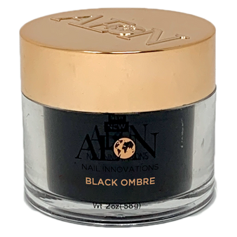 AEON Dip Powder 2oz - Black Ombre