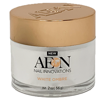 AEON Dip Powder 2oz - White Ombre