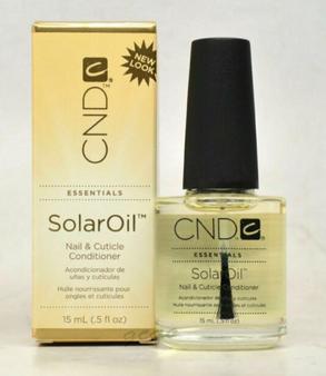 CND SolarOil Nail & Cuticle Conditioner 0.5oz