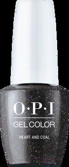 Opi Gel ColorHeart and Coal HPM12