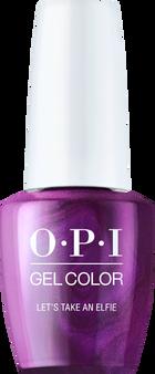Opi Gel ColorLets Take an Elfie HPM09
