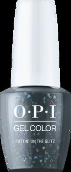 Opi Gel ColorPuttin on the Glitz HPM15