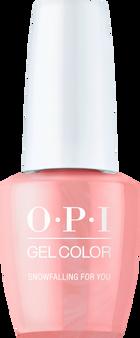 Opi Gel ColorSnowfalling for You HPM02
