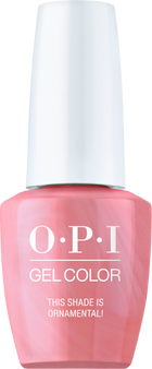 Opi Gel ColorThis Shade is Ornamental ! HPM03