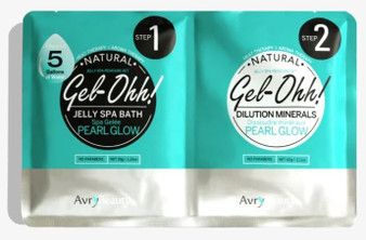 Avry Beauty Jelly Spa Bath - PearlGlow