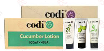 CODI Hand & Body Lotion (case)