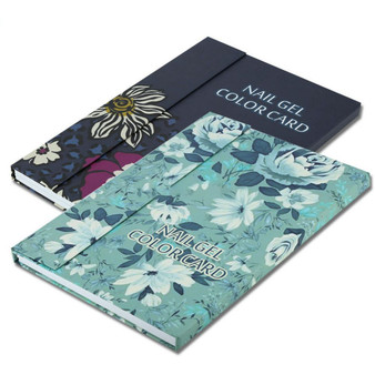 180-tips Nail Color Book