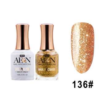AEON Gel Polish & Nail Lacquer #136 Dancing Queen