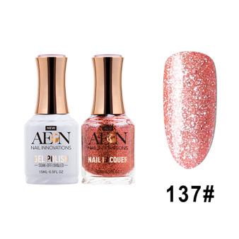 AEON Gel Polish & Nail Lacquer #137 Seventeen