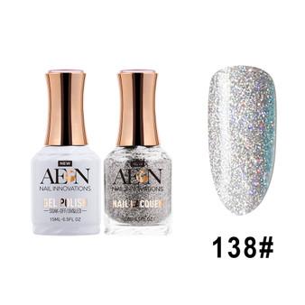 AEON Gel Polish & Nail Lacquer #138 Lucy's Diamond