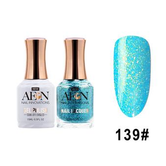 AEON Gel Polish & Nail Lacquer #139 Under The Sea