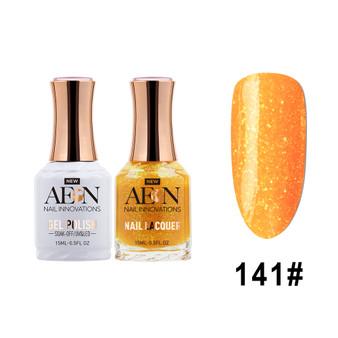 AEON Gel Polish & Nail Lacquer #141 Mango Tango