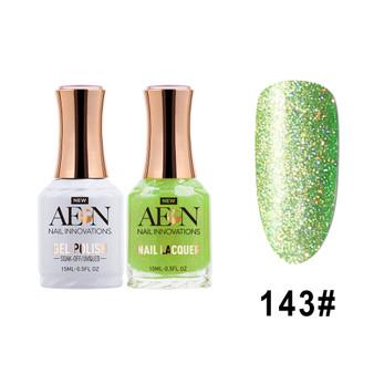 AEON Gel Polish & Nail Lacquer #143 Lucky You