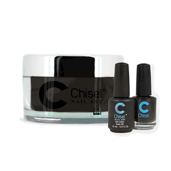 CHISEL COMBO 3 IN 1: DIP + GEL + LACQUER - SOLID 5