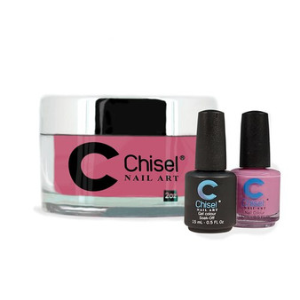 CHISEL COMBO 3 IN 1: DIP + GEL + LACQUER - SOLID80