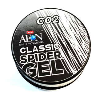 Aeon Spider Gel 8g - White Color C02